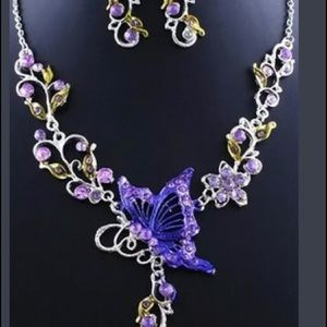 Fashion Classic Bride's Butterfly Flower